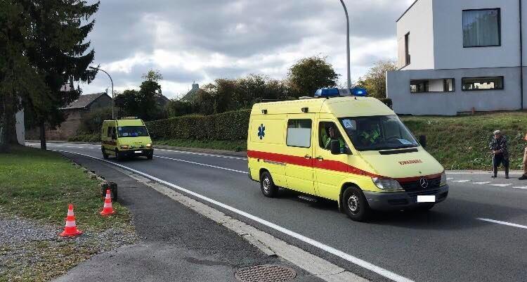 Nos ambulances en action !